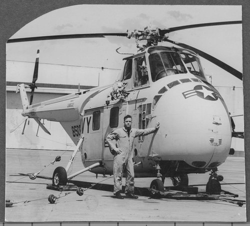 Naval helicoptor, Hutchinson, Kansas - Page