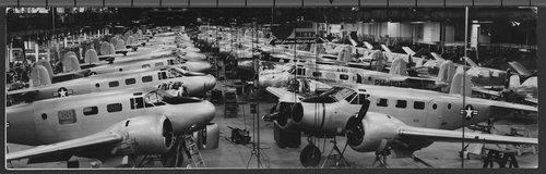 Beech Aricraft Corporation, Wichita, Kansas - Page