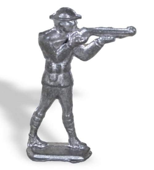 World War I toy soldier - Page