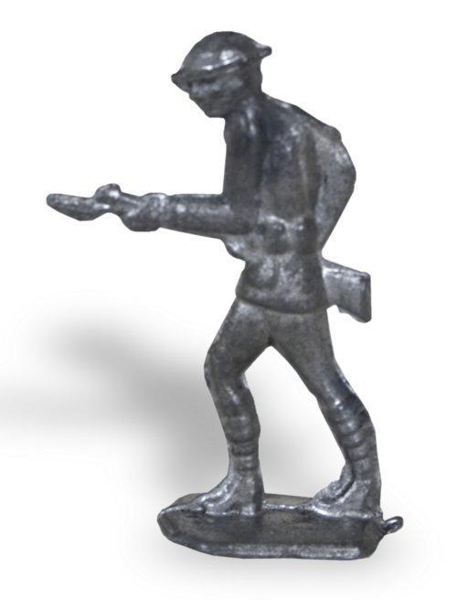 World War I toy soldier - Page