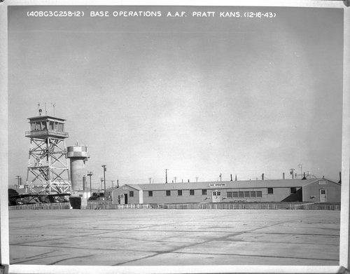 Army Airfield, Pratt, Kansas - Page