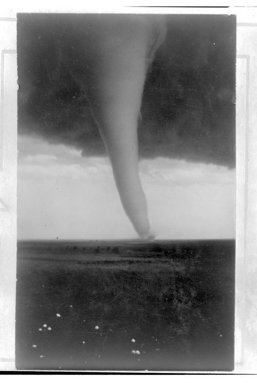 Tornado at Hardtner, Kansas - Page