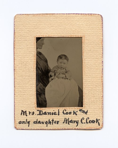 Mary C. Cook - Page