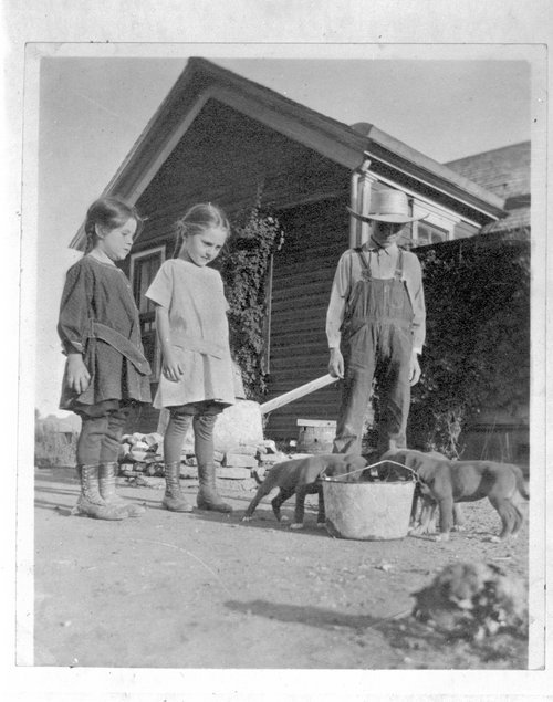 Children, Medicine Lodge, Kansas - Page