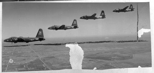 Neptune Bombers, Hutchinson, Kansas - Page