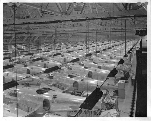 Beech Aircraft Corporation, Wichita, Kansas - Page