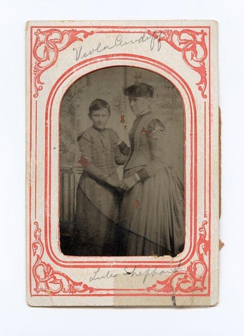 Viola Cundiff and Lula Sheppard - Page
