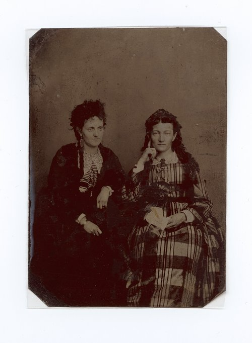 Celinda and Lydia Hickok - Page