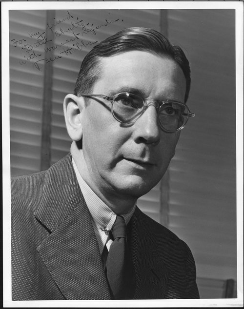 Photograph of Ben Hibbs, 1940s