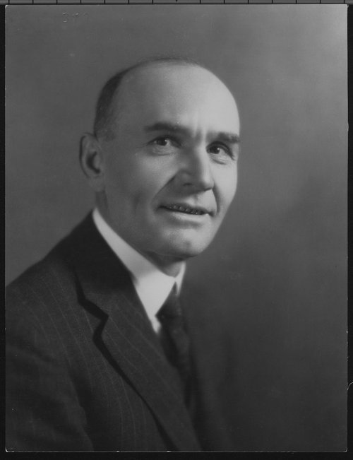 Photograph of William M. Jardine, 1920s