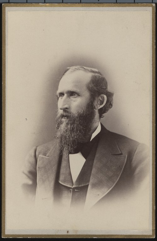 Photograph of Alfred Gray