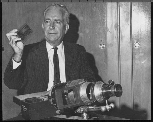 Photograph of John W. Ripley, 1963