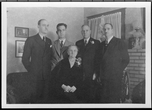 The Menninger family, 1930-1939 - Page