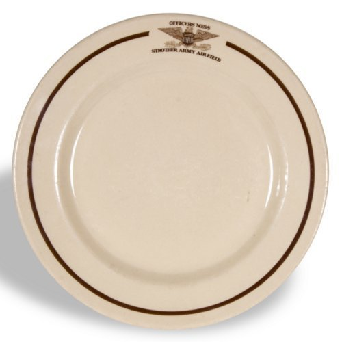 Strother Army Air Field plate - Page