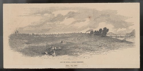 Topeka, Kansas Territory - Page
