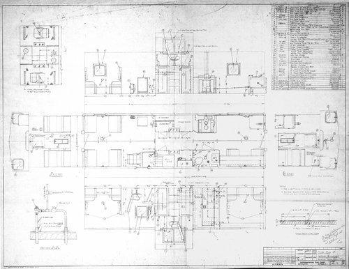 Atchison, Topeka & Santa Fe Railway Company caboose - Page