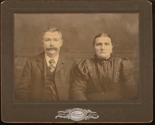 Henry Friedrich and Clara Kettler - Page