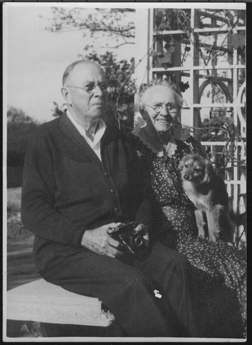 Menninger family photographs, 1940 - 1953 - Page