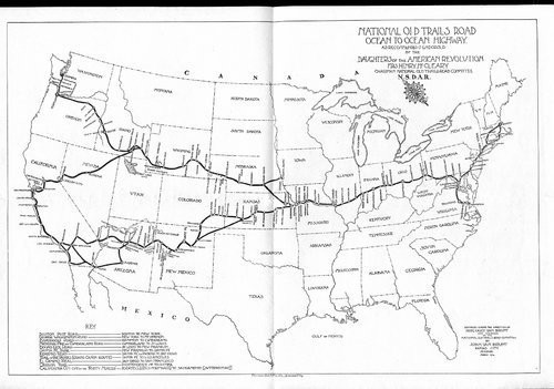 National Old Trail's road - Page