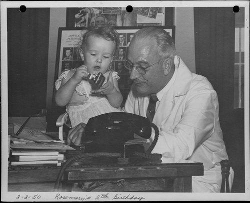 Dr. Karl Menninger - Page