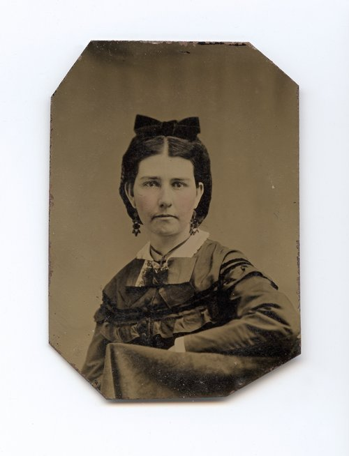 Unknown woman - Page