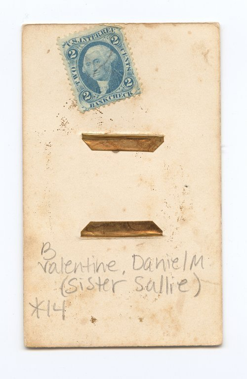 Sallie Valentine - Page