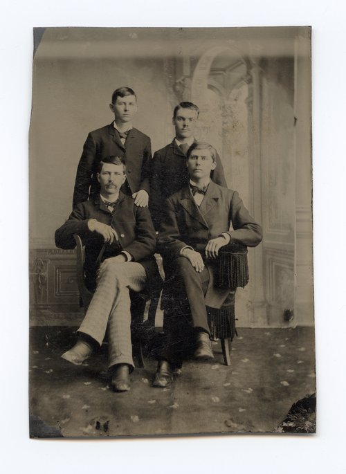 Unidentified men - Page
