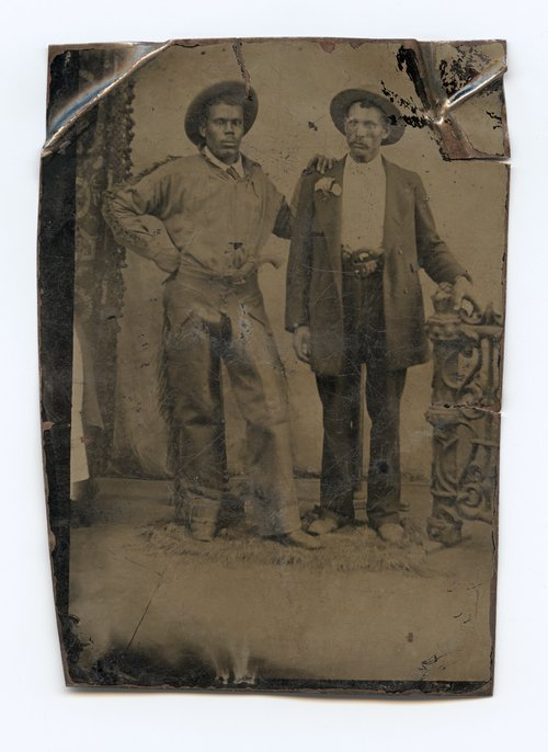 African American cowboys - Page