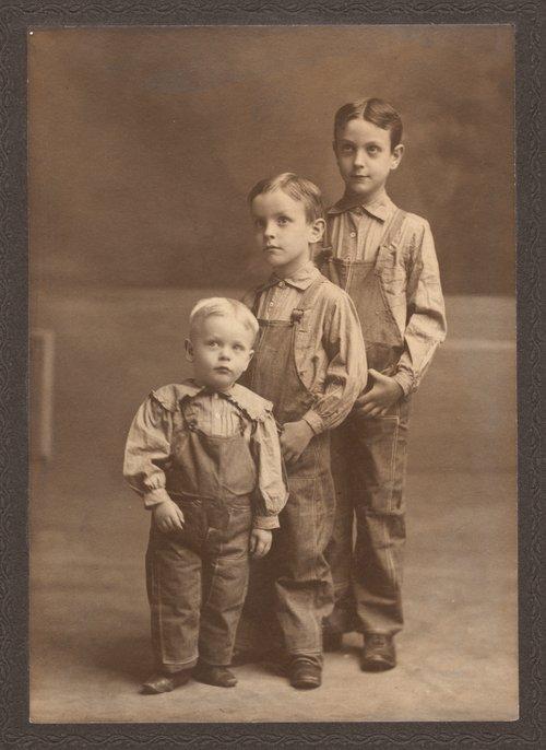 C. F. Menninger family - Page