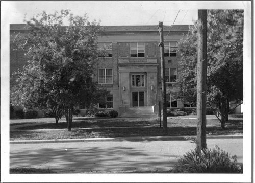 Cyrus K. Holliday Junior High School, Topeka, Kansas - Page