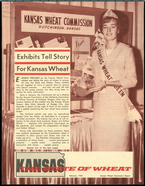 Kansas: the state of wheat - Page