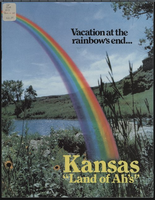 Vacation at the rainbow's end. Kansas: land of ah's - Page