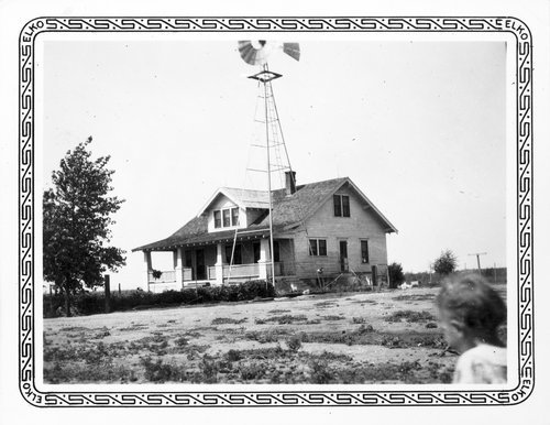 Frank Cersovsky's house in Thomas County, Kansas - Page