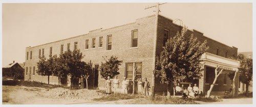 Hotel Dighton, Dighton, Kansas - Page