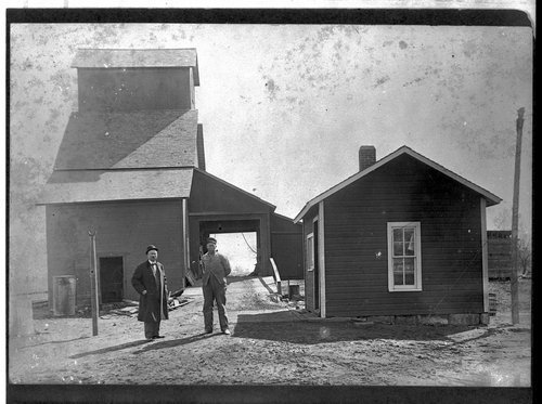 Mill in Bentley, Kansas - Page