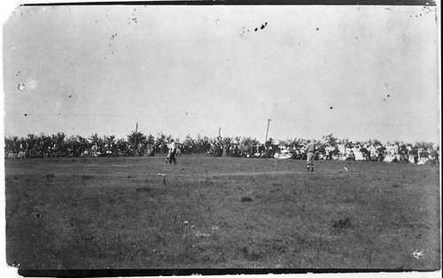 Baseball game, Bentley, Kansas - Page