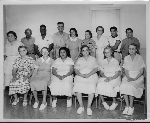 St. Francis Hospital's housekeeping employees in Topeka, Kansas - Page