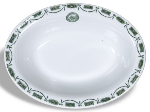 Security Benefit Association serving bowl - Page