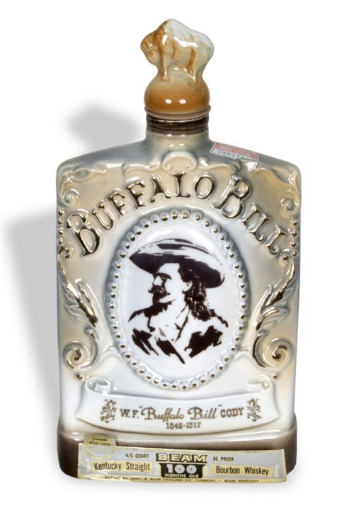 Buffalo Bill bottle - Page