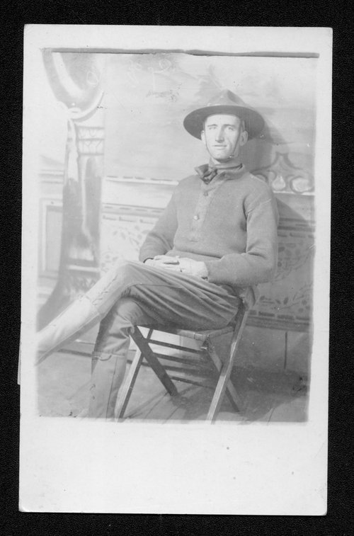 Louis Sampler, World War I soldier - Page