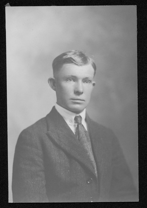 Fern C. Sanders, World War I soldier - Page