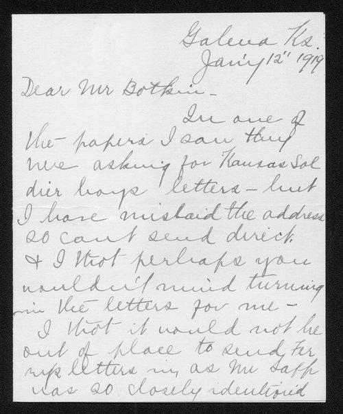Peyre Ferry Sapp, World War I soldier - Page