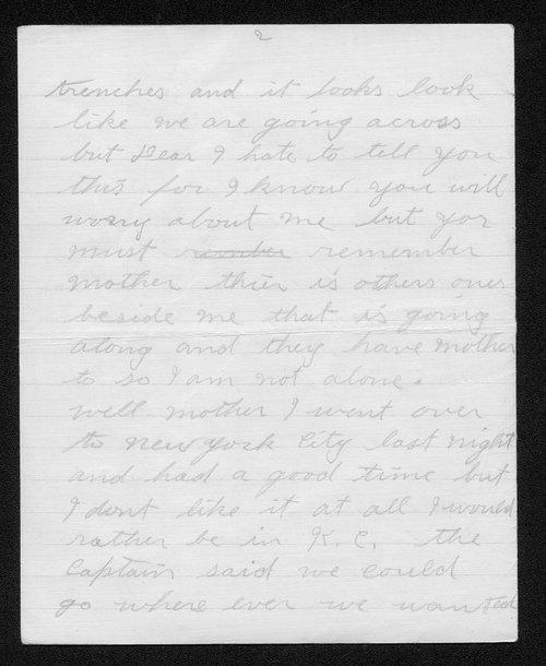 Joseph R. Sargeant, World War I soldier - Page