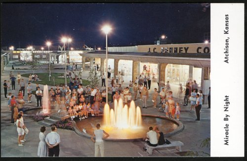 Shopping mall in Atchison, Kansas - Page