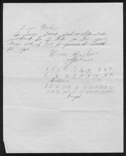 John R. Brinkley personal correspondence