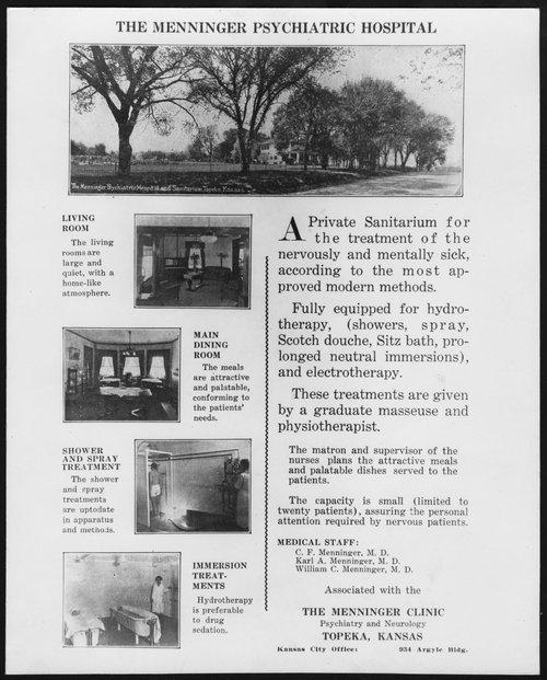 Menninger Psychiatric Hospital - Page