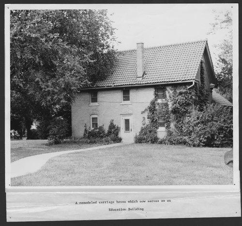 Menninger Clinic, Children's Division, Topeka, Kansas - Page