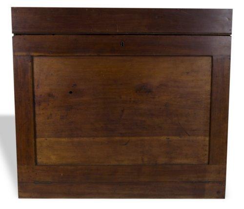 George Clarke's desk - Page