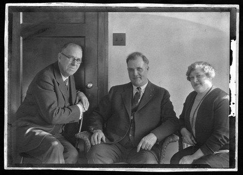 Menninger Clinc Sanitarium staff, Southard School - Page