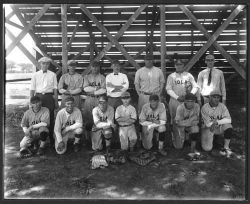 Baseball team, Iola, Kansas - Page